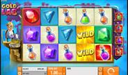Gold Lab  slot game screenshot image