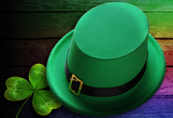 St. Patrick Day 2019 Promotion